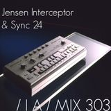 IA MIX 303 Jensen Interceptor & Sync 24