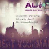 Silhouette - Dart Rayne (Allen & Envy Remix) (Bert Voorman Intro Edit)