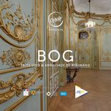 BOg @ Romanian Embassy for Cercle - 28 January 2019