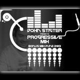 John Stigter - Progressive Mix (Bonus June 2013)