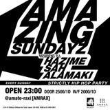 Amazing Sundayz Mix (2014 July) Mixed By DJ Hazime, DJ Alamaki, DJ Sah