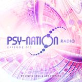 Psy-Nation Radio #012 - incl. Captain Hook Mix [Ace Ventura & Liquid Soul]