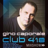 CLUB 418 Mix Show #289 with Special guest Mr. Mig (2-17-18)