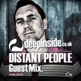 DISTANT PEOPLE is on DEEPINSIDE