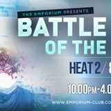 Ollie Galloway.. Emporium Battle Of  The Dj's Comp Mix Heat 2