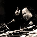 USTAAD NUSRAT FATEH ALI KHAN SPECIAL WITH DR EJAZ WARIS ON MAST FM 103 2014
