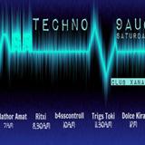 Xanadu's Finest Techno Saturday Sessions