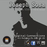 "JOSEPH SOSA PRESENTS  ""DIGITAL CONNECTIONS"" (07-09-2015)"