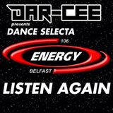 Dance Selecta: Feb 2 2017 (LIVE on Energy 106)