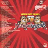 Peers & Beers Tuesday (Sept 12, 2017) - Live Set - Music By: BeatVibe