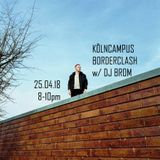 Borderclash w/ DJ Brom