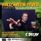 E.decay with Shadow // Halloween Fever Heidelberg // 30.10.2017