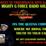 THE QUEENS CORNER WITH MS K   LEGENDARY RAPPER FLOWERS OUT OF BRONX RIVER