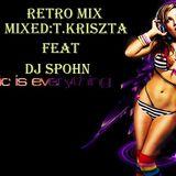 Hungarian Retro Mix - Mixed by T. Kriszta feat Dj. Spohn
