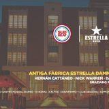 Hernan Cattaneo b2b Nick Warren @ Antiga Fabrica Estrella Damm - 15 July 2018