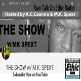 Raw Talk Ethic Radio Afterdark 12-30-16