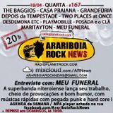 # 167 Arariboia Rock News - 18.04.2018 - Especial Meu Funeral