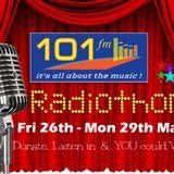 101FM radiothon 2017 Part one