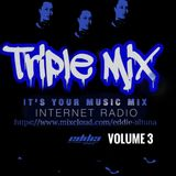 Triple Mix Vol. 3 - DJ Eddie Altuna on Internet Radio!