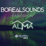 BorealSounds Radioshow / Episode 01 by ALMA (ARG)