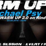 Michael Psy @ Warm Up 2.0 - 23.09.2016