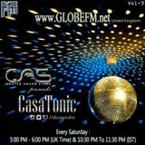 Casatonic Podcast Vol.03 on GlobeFm (23rd Jan 2016)
