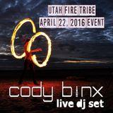 Utah Fire Tribe Event - Cody Binx live set