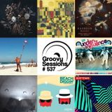 Groovy Sessions 537 2016- 08- 14