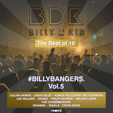 #BillyBangers Vol.5 | Best Of 16' | Mixed by Billy Da Kid