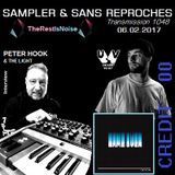 "RADIO S&SR Transmission n°1048 -- 06.02.2017 (Top Of The Week ""CREDIT 00"" + ""PETER HOOK"")"