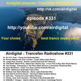 Airdigital - Trancefan Radioshow #331 2018-01-04