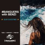Benzi - Banguers With Benzi 015 (with Guest Mix_ QUIX) [03.07.2018]