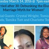Married After 30- Debunking The Elusive Marriage Myth for Women in their 30/40's