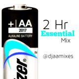 2 Hr AA Downtempo Essential Mix