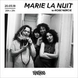 Marie la nuit #12 -  w/ Rose Mercie