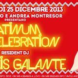 "Francis Galante live @ ""Platinum Red Celebration"" Caldiero (VR) Italy 25/12/2013"