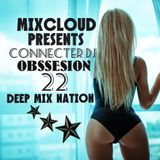OBSESSION 22 DEEP MIX NATION