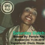 Saturday Batch @ Brewery Town Beats (11-26-2016)