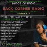 BACK CORNER RADIO: Episode #231 (Aug 11th 2016)