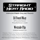 Straight Heat Radio - December 2015 - DJ Fourd Nkay X WestsideFlip feat DJ Steel