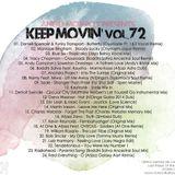 Angel Monroy Presents Keep Movin' 72