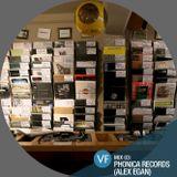 VF Mix 03: Phonica Records (Alex Egan)