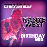 KanyeDar Birthday Mix