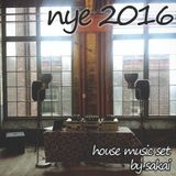 NYE 2016 House Mix @ The Cotton Factory