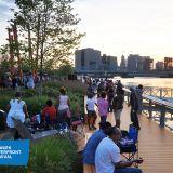 Omar Abdallah Live @ Newark Riverfront Park July 2014