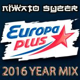 Nikkato Syzer - 2016 Year Mix (Special For ClubTime Radio-Show @ Europa Plus)