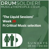 Liquid Sessions 28 - ft Critical Music selection