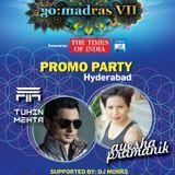 KOMA_PODCAST 01 \\ GO:MADRAS VII Pre Party -- Ayesha Pramanik // Live Set