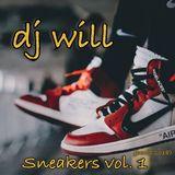 Dj Will - Sneakers Vol. 1 (Junio 2018)