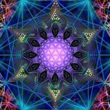 Sacred Geometry - Mandalas and Yantras in astral worlds